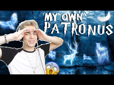 DISCOVERING MY PATRONUS?! (Pottermore)