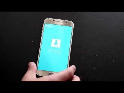 how to enter/exit download mode on the galaxy s6 and above