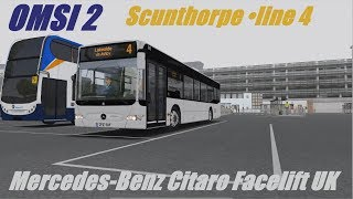 OMSI 2 Scunthorpe LH (Beta) Route 33 - PakVim net HD Vdieos