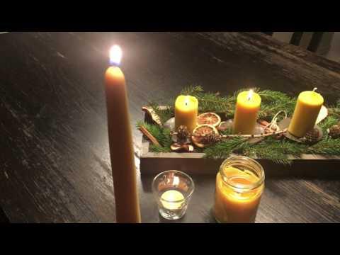 [Bonus] How Do Beeswax Candles Burn?
