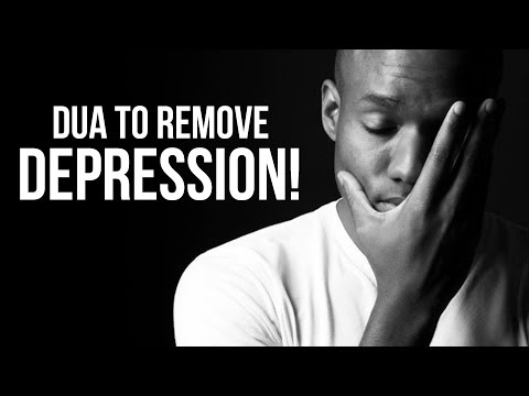 Close Your Eyes & Listen This Heart Soothing CALMING Prayer ᴴᴰ - Dua To REMOVE DEPRESSION!