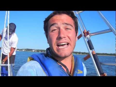 Parasailing on Hilton Head Island: Adventures with Chris - Courtesy HHI Visitor & Convention Bureau