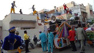 Janata Dhiraj Band, Himmatnagar, Live Performance aaj mere yaar ki shaadi hai 2017