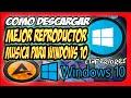 Descargar Elmejor Reproductor De Musica 2016 Para Windows 10