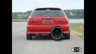 Insane Loud Car Exhausts !! 🏎