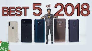 ATC - Smartphones of 2018 Rewind
