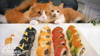 A Japanese Take on American Sushi