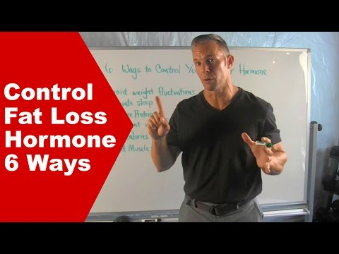 """6 Ways To Control Your """"Hunger Hormone"""" For Faster Fat Loss"""