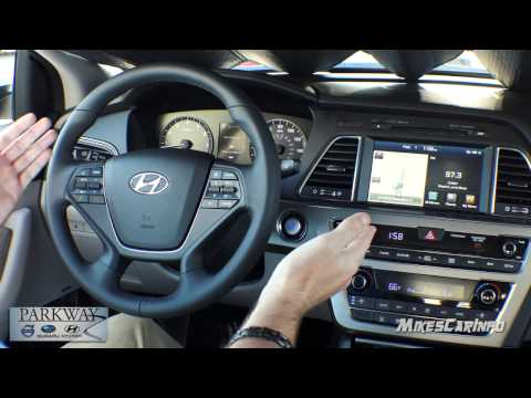 How to Use Voice Commands on New Hyundai - Phone Radio Navigation Call Bluetooth