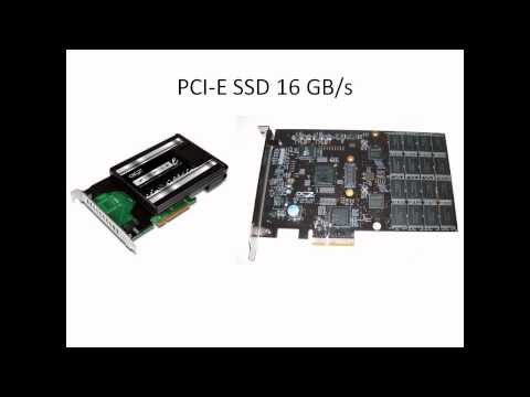PCI-E Solid State Storage: The Future of Hard Drives