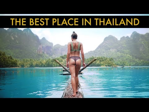 Xxx Mp4 THE BEST OF THAILAND Khao Sok National Park GET HERE NOW 3gp Sex