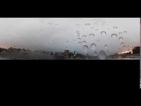 360 Video - Severe Storms July 8, 2016 Part II