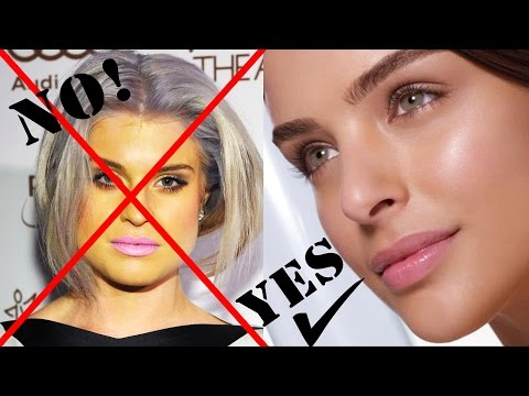 HOW TO COLOR MATCH FOUNDATION LIKE A PRO!!