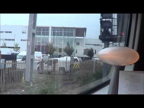 Virgin Trains First Class Experience | Manchester - London, | Breakfast | 24/07/15