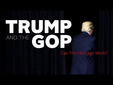 Trump and the GOP - Can This Marriage Work?
