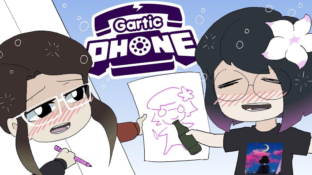 Drunk Drawing w/ OfflineTV & Friends!