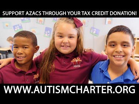 AZACS Tax Credit Campaign 2017