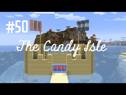 BOUNCY SAND CASTLE - THE CANDY ISLE (EP.50)