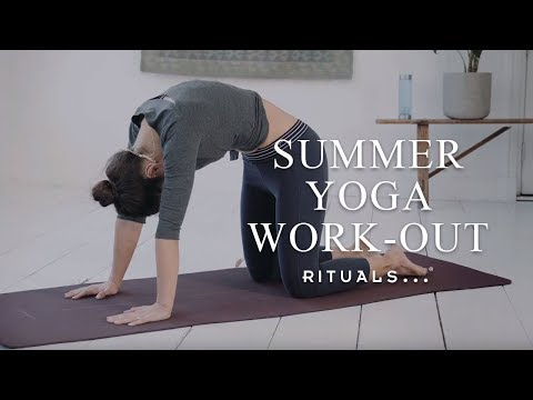Special Summer Body workout - Yoga with Rituals