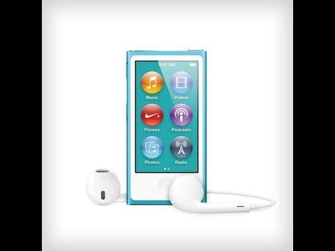 iPod Nano 7th gen secret menu (How-to)