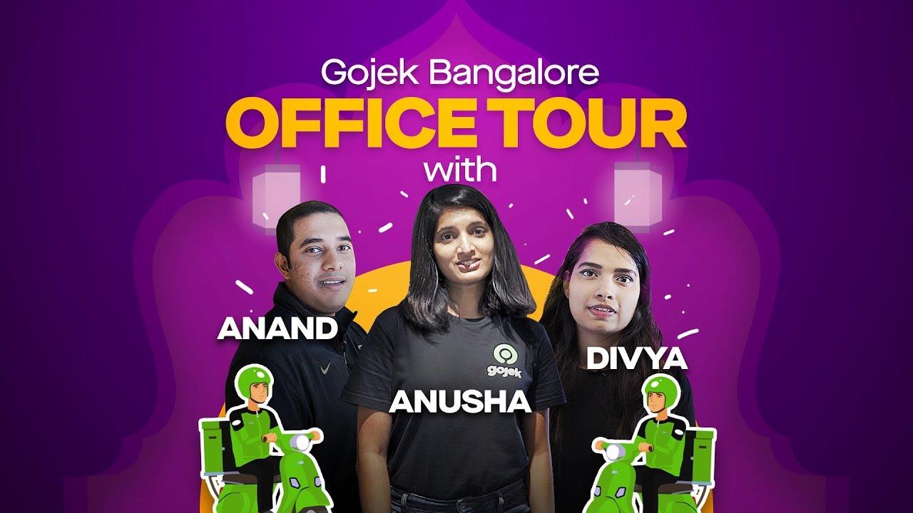Gojek Bangalore office tour
