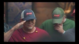 Budweiser | Service Never Stops