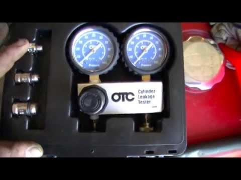 OTC Cylinder Leakage Tester Kit Review
