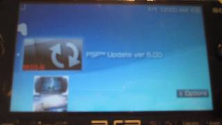 downgrade psp 6.60