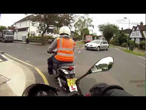 North London Motorcycle Training CBT