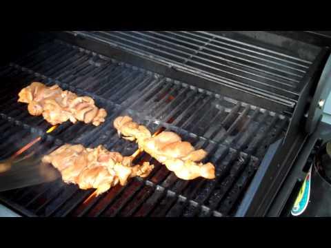 How To Grill Boneless Chicken Thigh Recipe