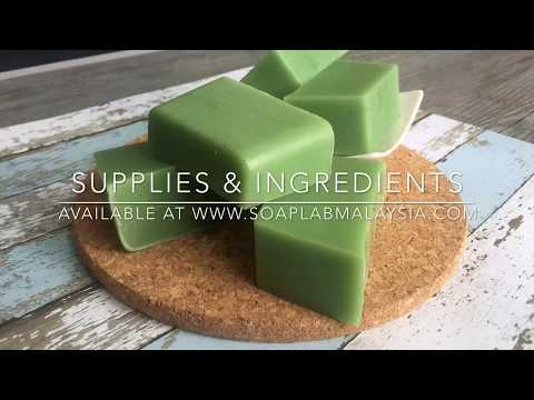 How To Make: Fresh Lime Soap