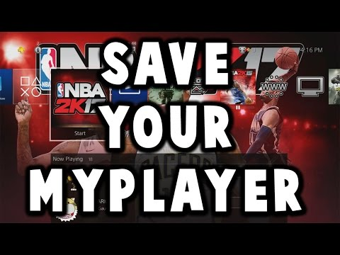 How To Get Your NBA 2K17 MyPLAYER BACK - TUTORIAL
