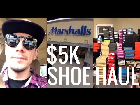How to Source $5K of Shoes in One Day - Nike Sneaker Haul w/ @rickyanalog - Reselling on Amazon FBA