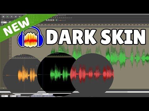 Audacity Dark Skin