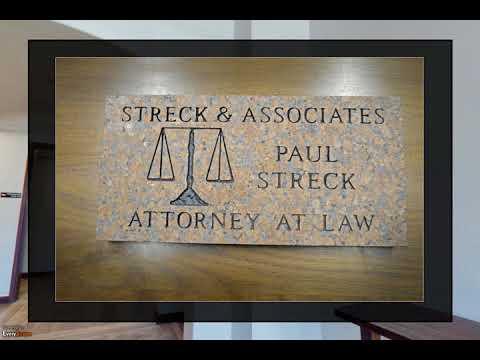 Paul Streck & Associates | Edmond, OK | Attorneys