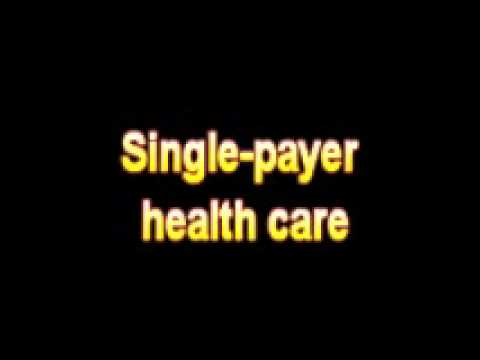 What Is The Definition Of Single payer health care Medical School Terminology Dictionary