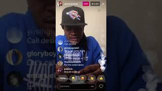 SoLLUMINATI Speaks On ZIAS cousin & Other People Dissing Him