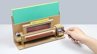 DIY Pencil Dispenser Machine for Your School
