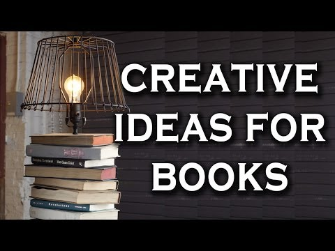 Top 10 Creative Ideas to Repurpose Old Book