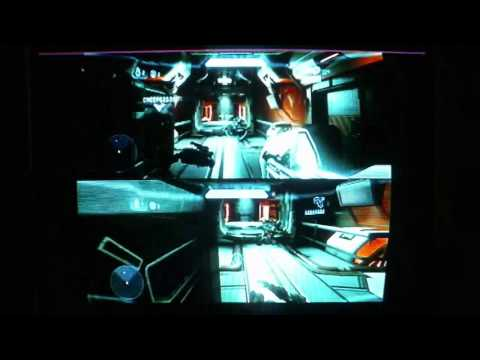 Halo 4, with Zekrom734, and Freedom000001