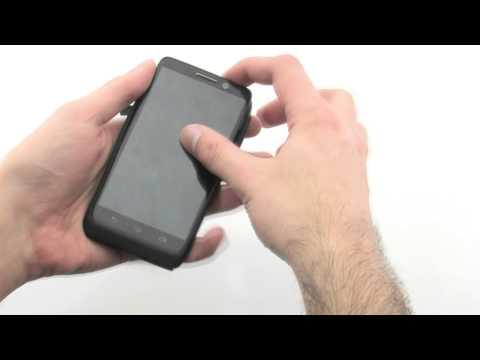 Incipio DualPro Hard Shell Case with Silicone Core for Motorola Droid MINI