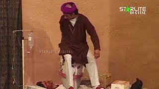 Sakhawat Naz New Pakistani Stage Drama  Kali Chader  Full Comedy Clip