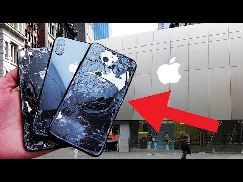 Can Apple Repair My Most Destroyed iPhone X's!?!