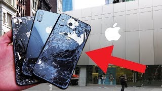 Can Apple Repair My Most Destroyed iPhone X
