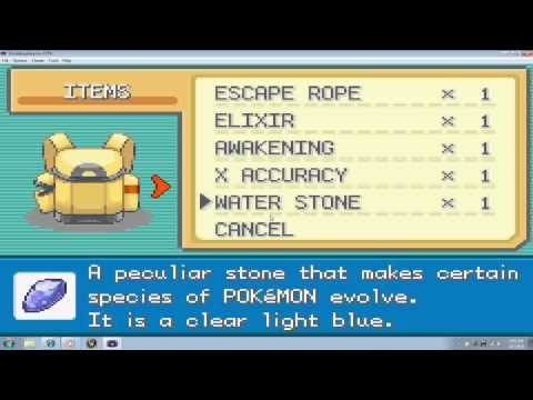 evolving with evolution stones (pikachu and eevee)