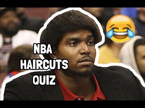 GUESS THE NBA PLAYER BY HIS HAIRCUT QUIZ