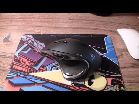 Logitech Performance MX Mouse Unboxing & Overview