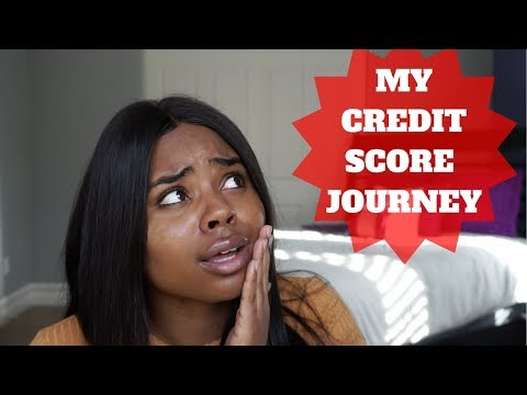 LET'S TALK CREDIT   CREDIT FOR YOUNG ADULTS & FIXING YOUR CREDIT MY JOURNEY