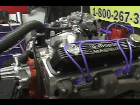 408 Chrysler Stroker Engine 400HP Torque Monster #9148 by Proformance Unlimited