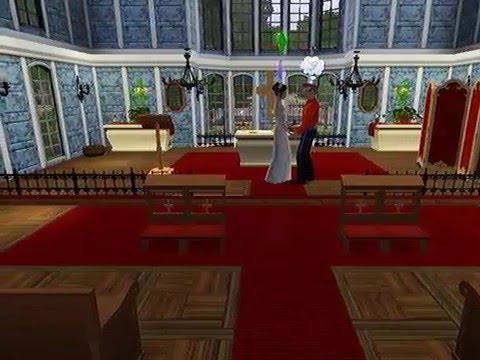 Sims 3 Royal Wedding